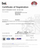 ISO 9001 FM 504373 QUALITY MANAGEMENT SYSTEM